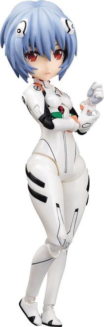 Neon Genesis Evangelion Rei Ayanami Action Figure