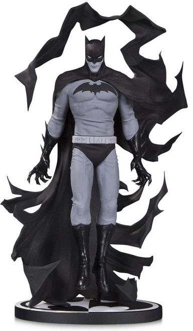 Black & White Batman Statue [Becky Cloonan]