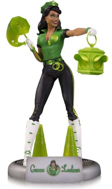 DC Bombshells Jessica Cruz Green Lantern Statue
