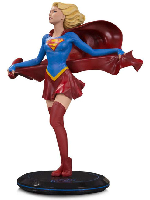 DC Cover Girls Supergirl Statue [Joelle Jones]