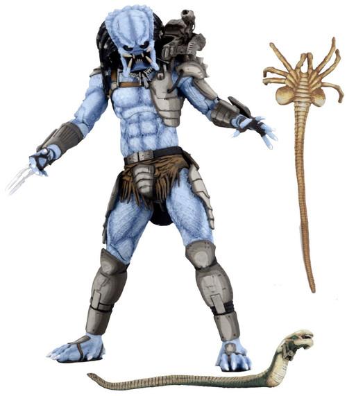 NECA Alien vs Predator Arcade Game Mad Predator Action Figure [Ultimate Body]
