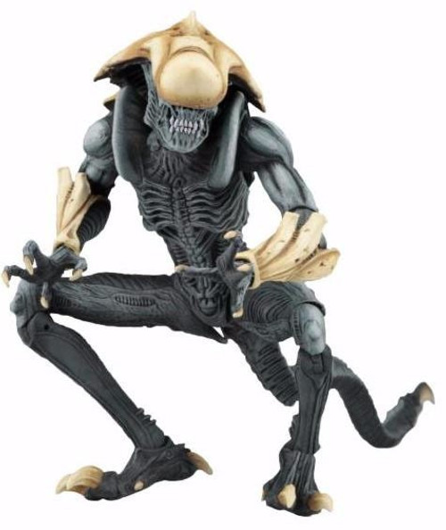 NECA Alien vs Predator Arcade Game Chrysalis Alien Action Figure [Ultimate Body]