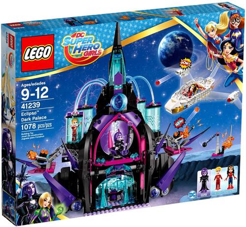 LEGO DC Super Hero Girls Eclipso Dark Palace Set #41239