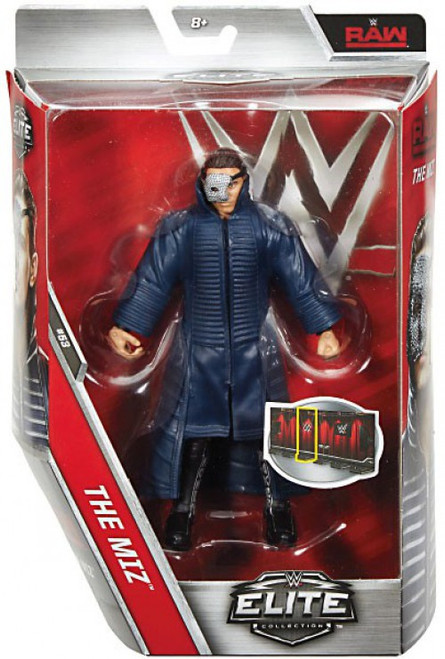WWE Wrestling Elite Collection Series 53 Miz Action Figure