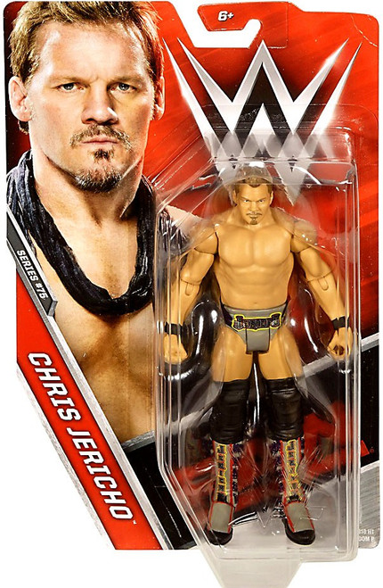 WWE Wrestling Series 75 Chris Jericho Action Figure