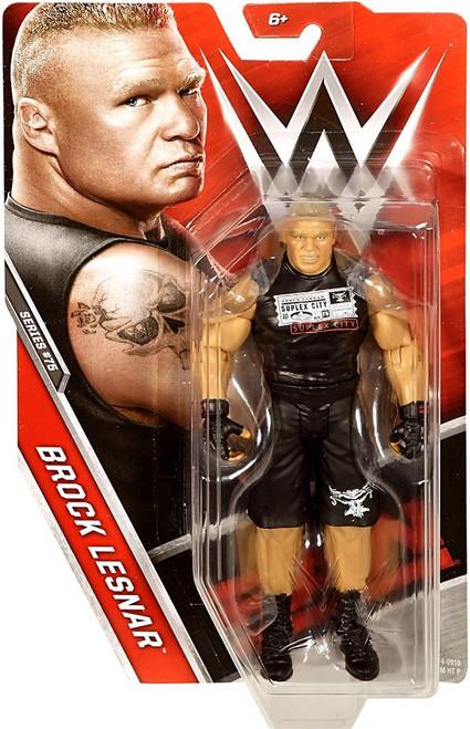 WWE Wrestling Series 75 Brock Lesnar Action Figure