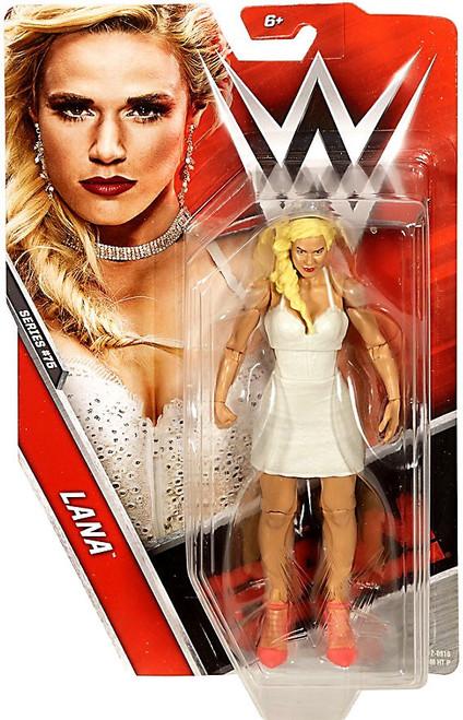 WWE Wrestling Series 75 Lana Action Figure