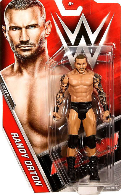 WWE Wrestling Series 75 Randy Orton Action Figure