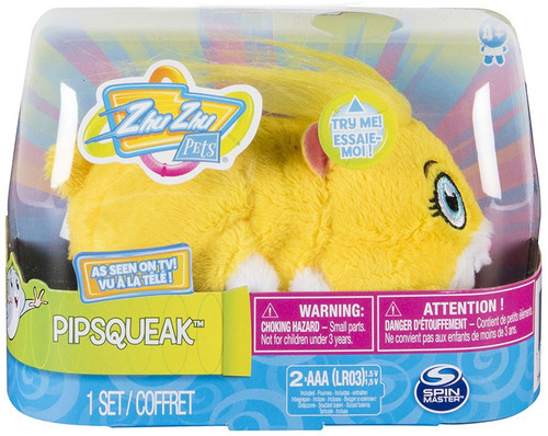 Zhu Zhu Pets Pipsqueak Hamster Toy