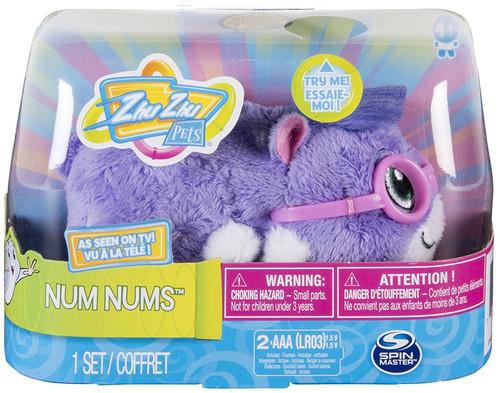 Zhu Zhu Pets Num Nums Hamster Toy
