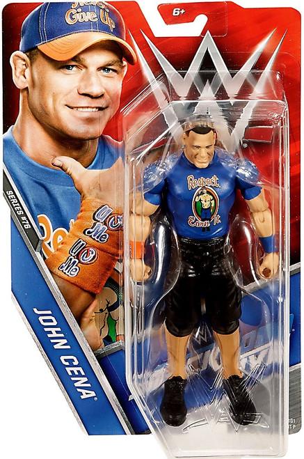 WWE Wrestling Series 76 John Cena Action Figure