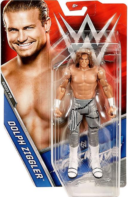 WWE Wrestling Series 76 Dolph Ziggler Action Figure