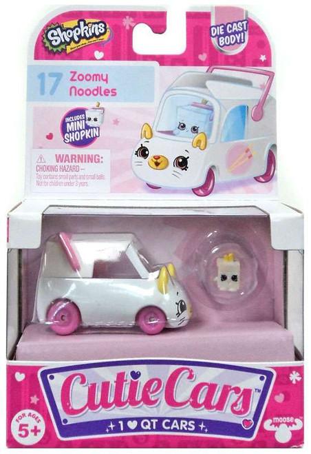 Shopkins Cutie Cars Zoomy Noodles Figure Pack #17