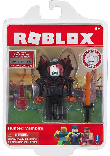 Roblox Hunted Vampire Action Figure