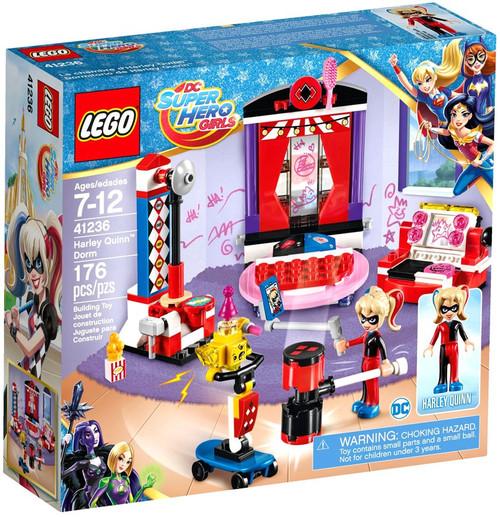 LEGO DC Super Hero Girls Harley Quinn Dorm Set #41236