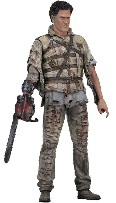 NECA Ash Vs. Evil Dead Series 2 Asylum Ash Action Figure [Starz TV]