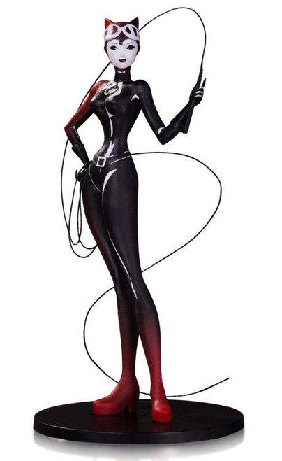 DC Artist Alley Catwoman 6.75-Inch PVC Collector Statue [Sho Murase]
