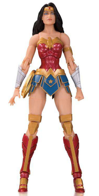 DC Essentials Wonder Woman Action Figure (Pre-Order ships June)