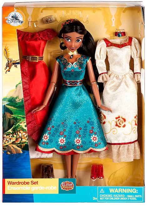 Disney Elena of Avalor Elena & Wardrobe Set Exclusive Doll [Version 2]