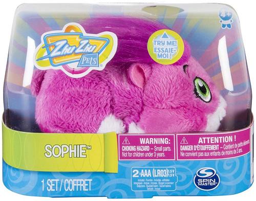 Zhu Zhu Pets Sophie Hamster Toy