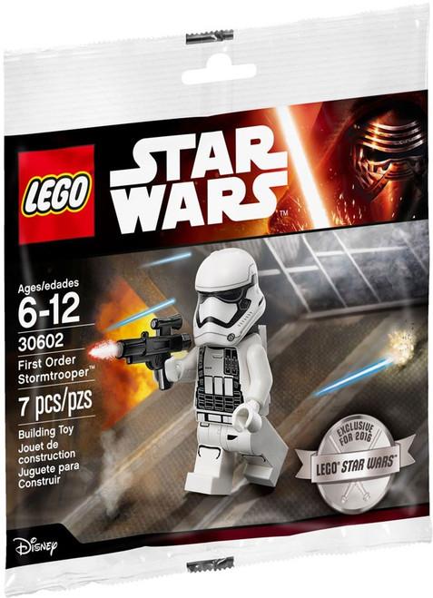 LEGO Star Wars First Order Stormtrooper Set #30602 [Bagged]