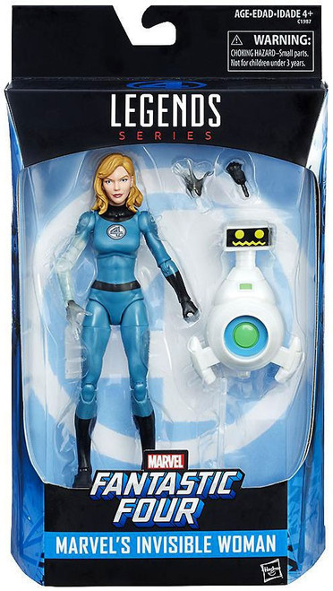 Fantastic Four Marvel Legends Marvel's Invisible Woman Exclusive Action Figure