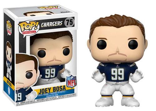 Funko NFL San Diego Chargers POP! Sports Football Joey Bosa Vinyl Figure [Home Jersey]