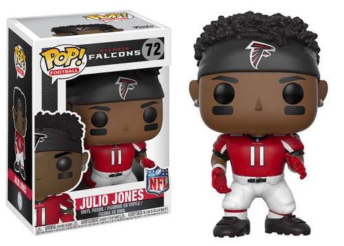 Funko NFL Atlanta Falcons POP! Sports Football Julio Jones Vinyl Figure [Red Jersey]