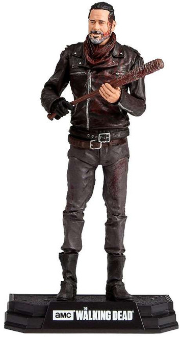 McFarlane Toys The Walking Dead Color Tops Negan Exclusive Action Figure #23A [Bloody]