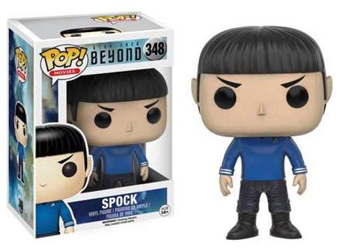 Funko Star Trek Beyond POP! Movies Spock Vinyl Figure #348 [Damaged Package]