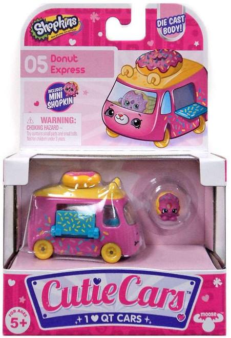 Shopkins Cutie Cars Donut Express Figure Pack #05