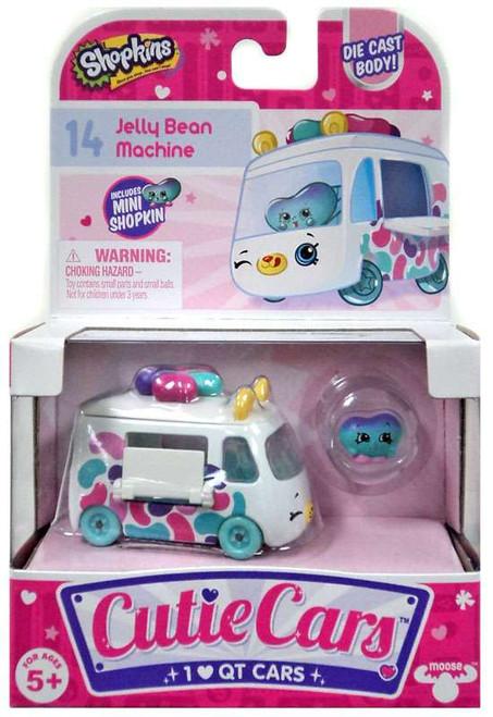 Shopkins Cutie Cars Jelly Bean Machine Figure Pack #14