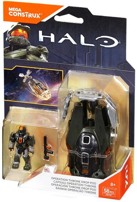 Halo Operation Throne Drop Pod Set