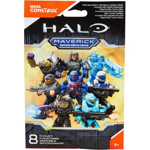 Halo Maverick Minifigure Mystery Pack [1 RANDOM Figure]