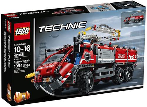 LEGO Technic Airport Rescue Vehicle Set #42068