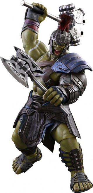 Marvel Thor: Ragnarok Movie Masterpiece Gladiator Hulk Collectible Figure