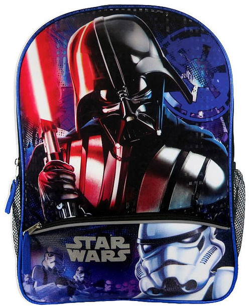 Star Wars Darth Vader & Stormtroopers Backpack