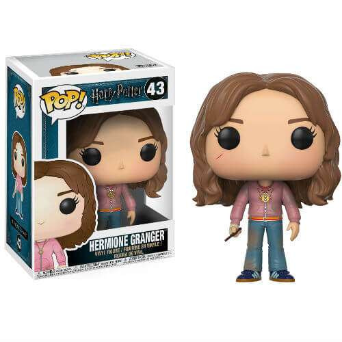 Funko Harry Potter POP! Movies Hermione Granger Vinyl Figure #43 [Time Turner]