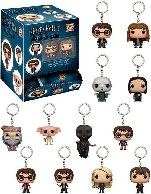 Funko Pocket POP! Keychain Harry Potter Mystery Box [24 Packs]
