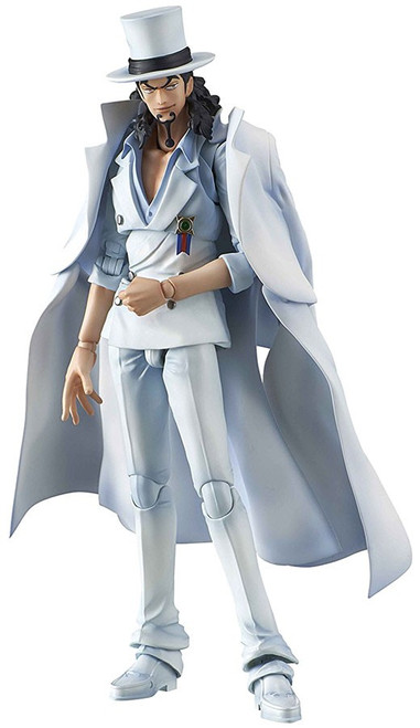 One Piece Variable Action Heroes Rob Lucci PVC Figure