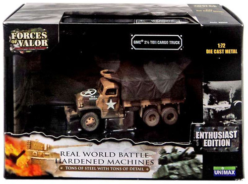 Forces of Valor D-Day Commemorative Series U.S. 2.5 Ton Cargo Truck