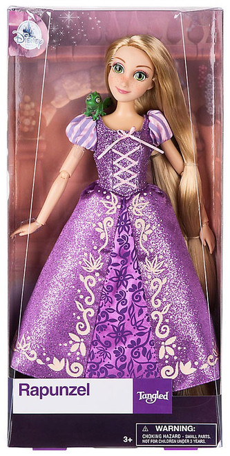Disney Princess Tangled Classic Rapunzel with Pascal Exclusive 11.5-Inch Doll
