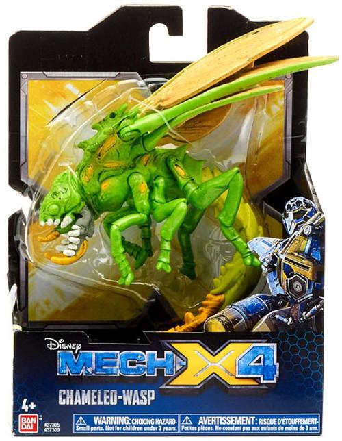 Disney Mech X4 Chameleo-Wasp Action Figure