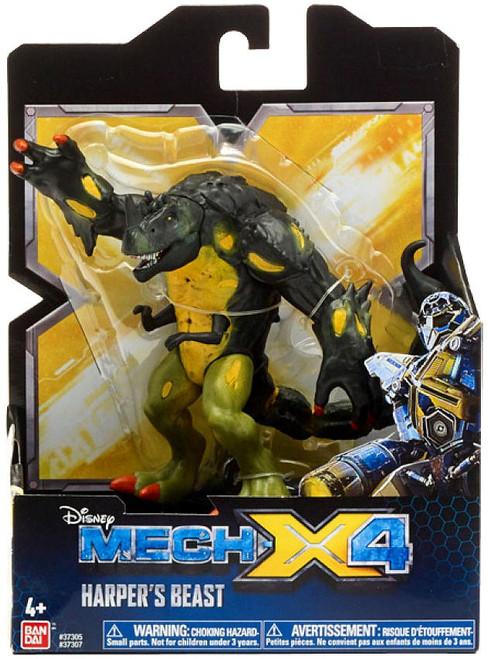 Disney Mech X4 Harper's Beast Action Figure