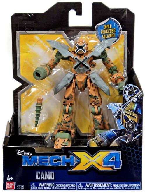 Disney Mech X4 Camo Action Figure