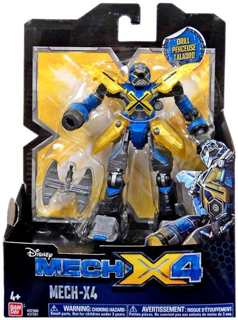 Disney Mech X4 Mech-X4 Action Figure