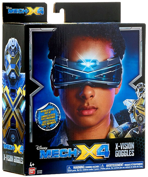 Disney Mech X4 X-Vision Goggles Roleplay Toy