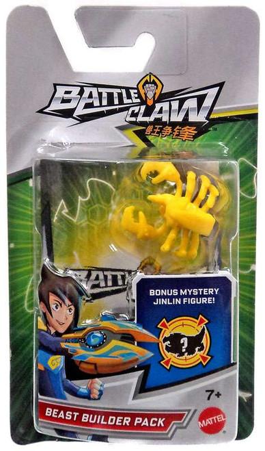 Battleclaw Yellow Scorpion Beast Builder Pack