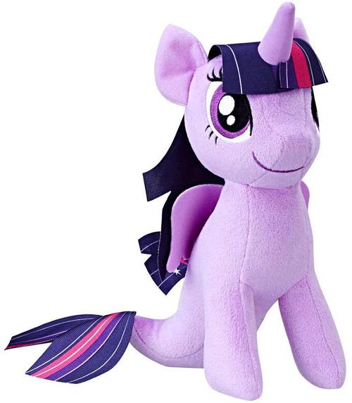 My Little Pony The Movie Soft Princess Twilight Sparkle Sea Pony 9.5-Inch Plush