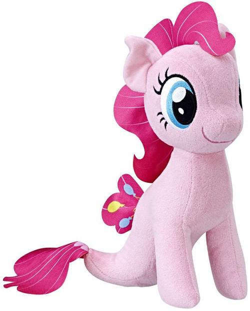 My Little Pony The Movie Soft Pinkie Pie Sea Pony 9.5-Inch Plush